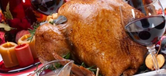 Turkey, Sides & Wine – Oh My!