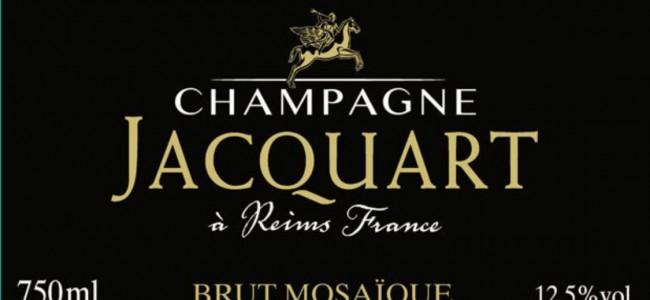 Champagne Jacquart Brut Mosaїque – Exquisite!